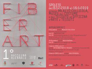 Spoleto#Conoscere – Fiber Art