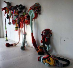 Fiber Art a Spoleto