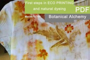 Manuale di Ecoprint – in English!
